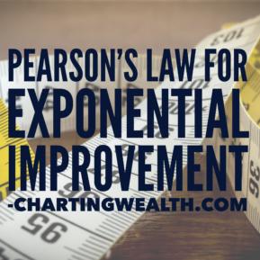 Pearson's Law